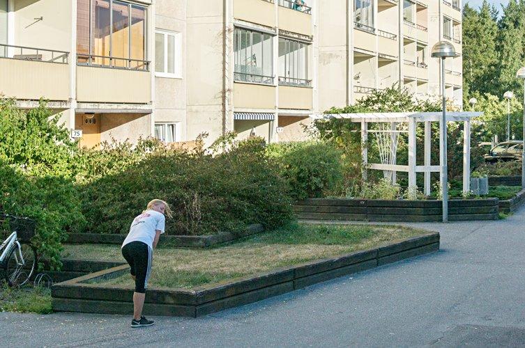 Byggmästagruppen stambyter Brf Lunden Sollentuna.