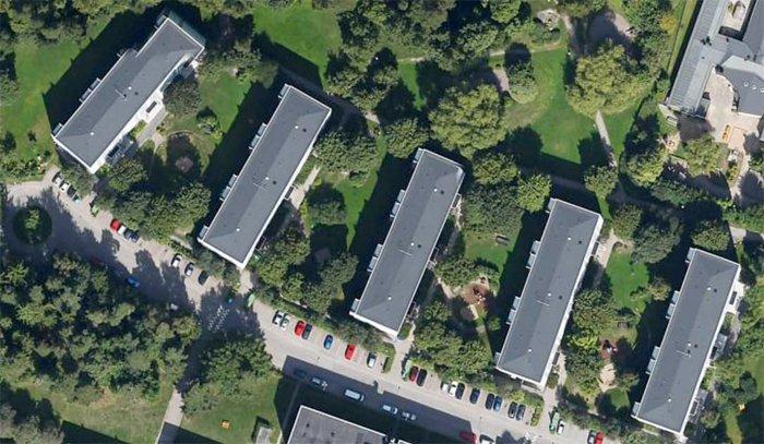 Byggmästargruppen kommer under året renovera 120 lägenheter inom BRF Räven Solna.