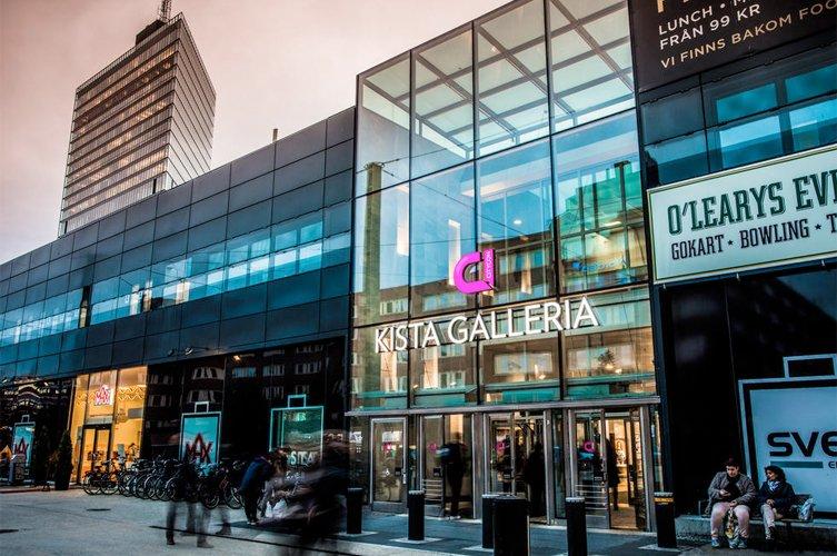 Byggmästargruppen anpassar butiker i Kista Galleria åt Citycon.