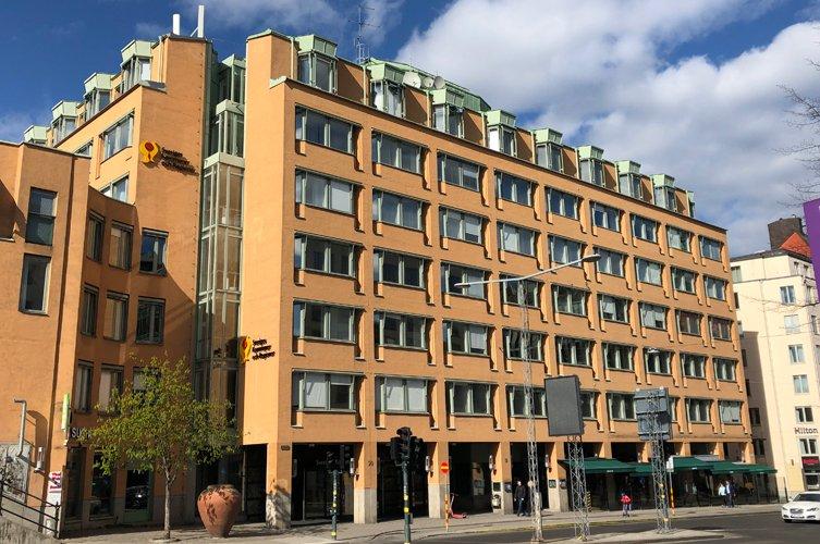 Byggmästargruppen hyresgästanpassar åt fastighetsbolaget Lustgården.