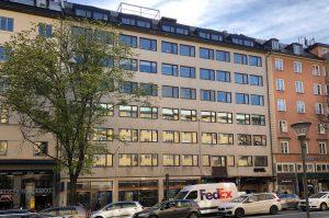 Byggmästargruppen hyresgästanpassar Kv Våghalsen 12 åt RFSL för Melanita.