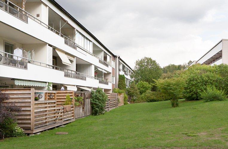 Byggmästargruppen har genomfört stambyten för Brf Kärrdal i Stockholm.