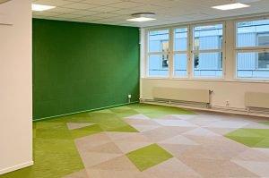 Byggmästargruppen bygger nya Utbildningslokaler för Novum KS pl 6.
