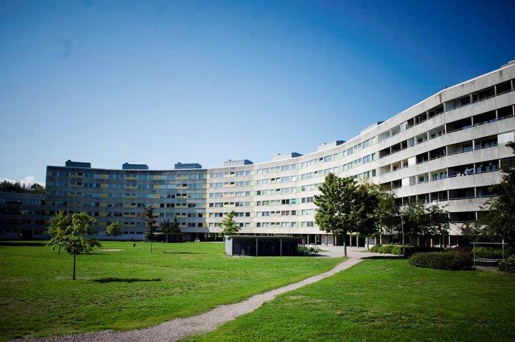 Byggmästargruppen renoverar Kv Gruvan för Nyköpingshem.