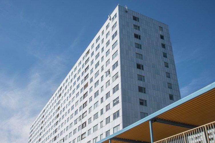 Hagalunden Solna flerårigt renoveringsprojekt för Byggmästargruppen.
