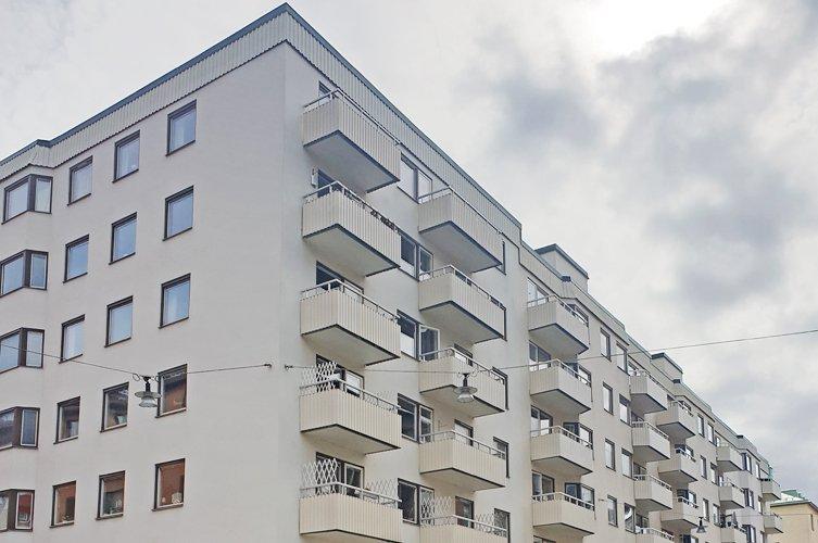 Byggmästargruppen stambyter åt Brf Nyåsbo.
