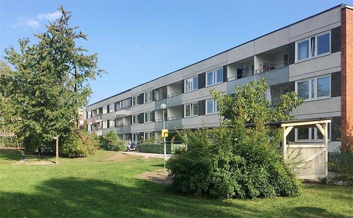 Byggmästargruppen utför stambyte i 234 lägenheter för Brf Takten i Sollentuna.