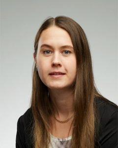 Cecilia Stawström är ny KMA-ansvarig inom Byggmästargruppen Stockholm.