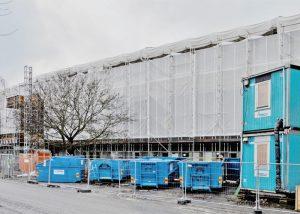 Byggmästargruppen tilldelas byggentreprenad för Danderyds Sjukhus byggnad 39 av Locum.