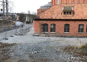 Byggmästargruppen renoverar och bygger till kulturhistorisk byggnad för förskolan Anna i Norra Djurgårdsstaden.