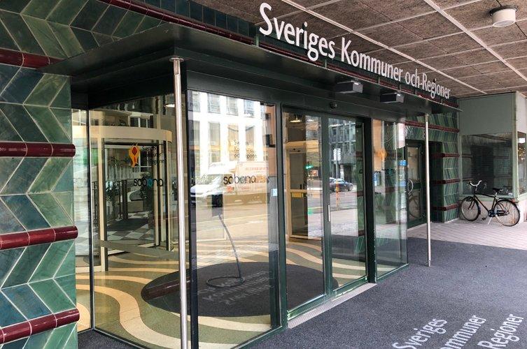Byggmästargruppen ROT Kommersiellt hyresgästanpassar åt SKR i Kv Överkikaren.