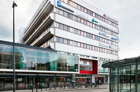 Byggmästargruppen gör lokalanpassning åt Liljeholmen Ortopedi.