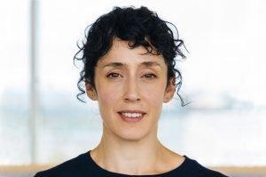 Nathalie Rocha Flores är projekteringsledare på Byggmästargruppen Stockholm.