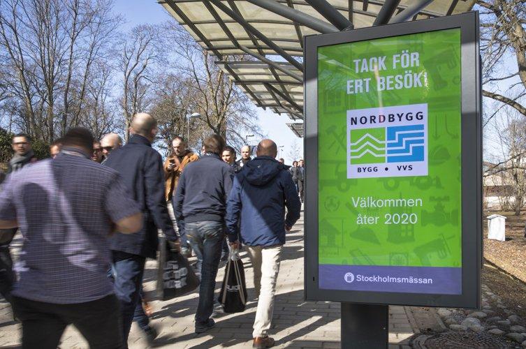 Nordbygg flyttas till 2021.