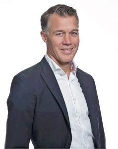 Peter Neuberg, VD och koncernchef.
