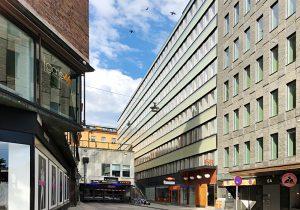 Byggmästargruppen gör ombyggnad i Kv Skravelberget på Riddargatan.