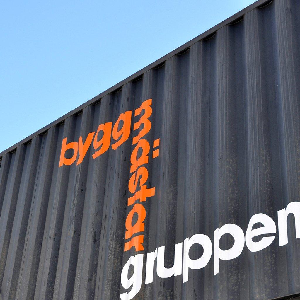 Byggmästargruppen Container Förskolan Anna 2020