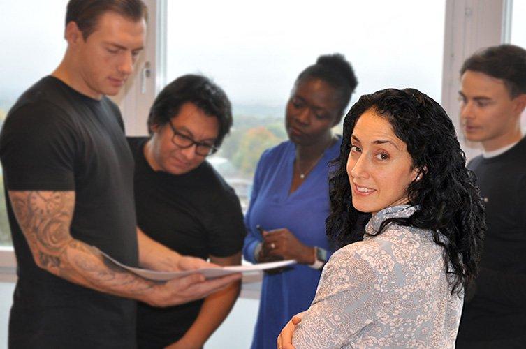 EFFEKT- BMGs kvinnliga nätverk Byggmästargruppen 2020