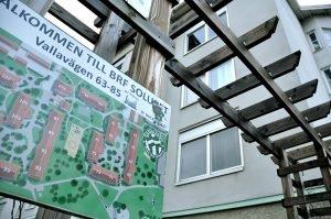 Brf Soluret Haninge, Stambyte 2021-2022 Byggmästargruppen ROT