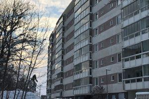 90 lägenheter i Solna får nya stammar