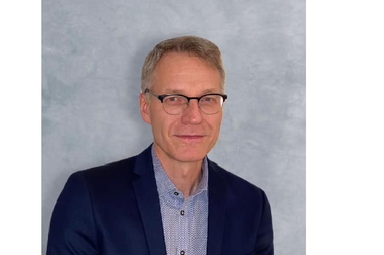 Thomas Stenberg är arbetschef på Byggmästargruppen