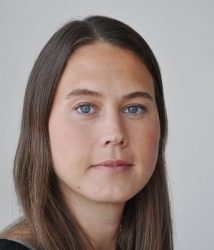 Pressansvariga - Cecilia Stawström - ansvarig för KMA-information på Byggmästargruppen.